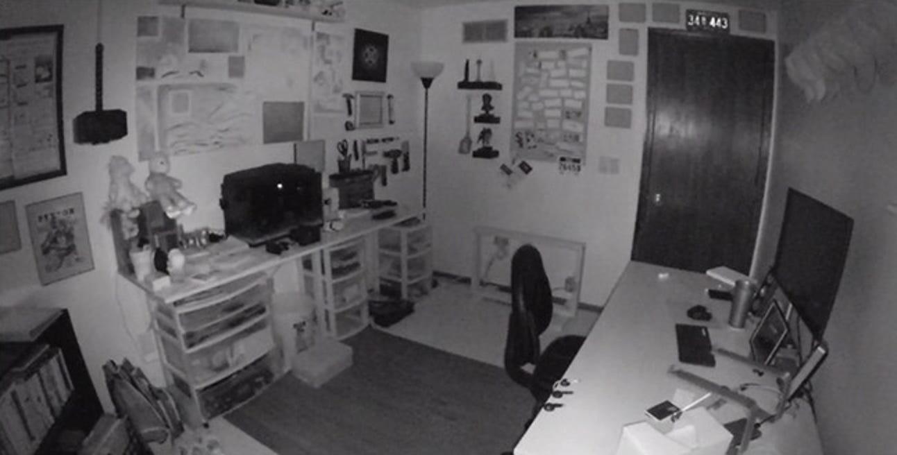 Wie funktionieren Nachtsichtkameras?