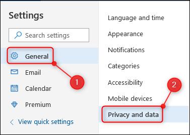 """Das """"Datenschutz und Daten"""" Möglichkeit"""