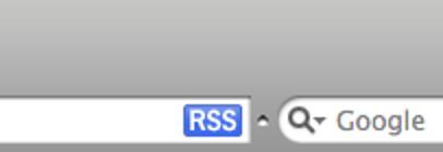 Lesezeichen für RSS-Feeds in Safari