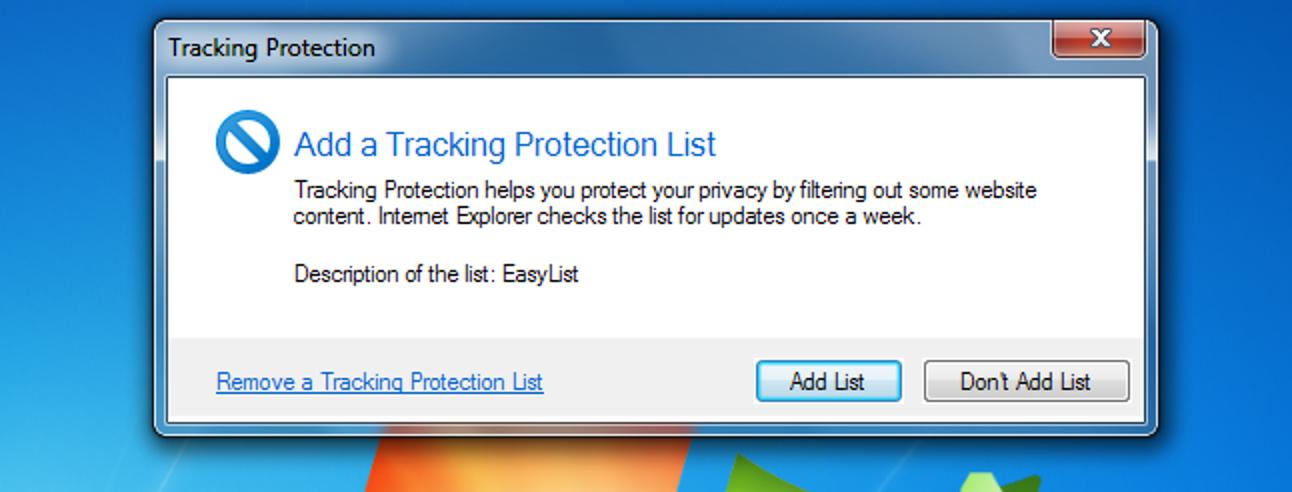 So optimieren Sie Internet Explorer 9 für maximale Privatsphäre