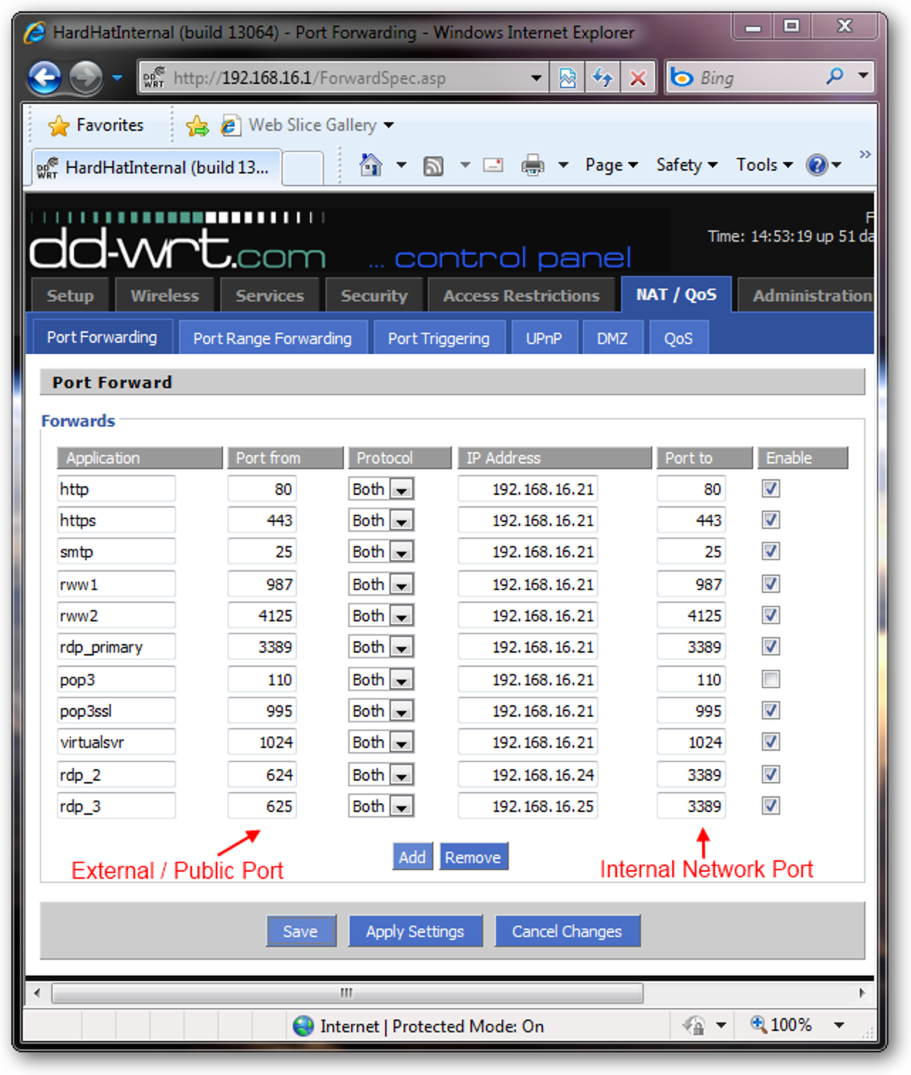 So führen Sie mehrere Terminalserver auf einer einzigen IP-Adresse aus