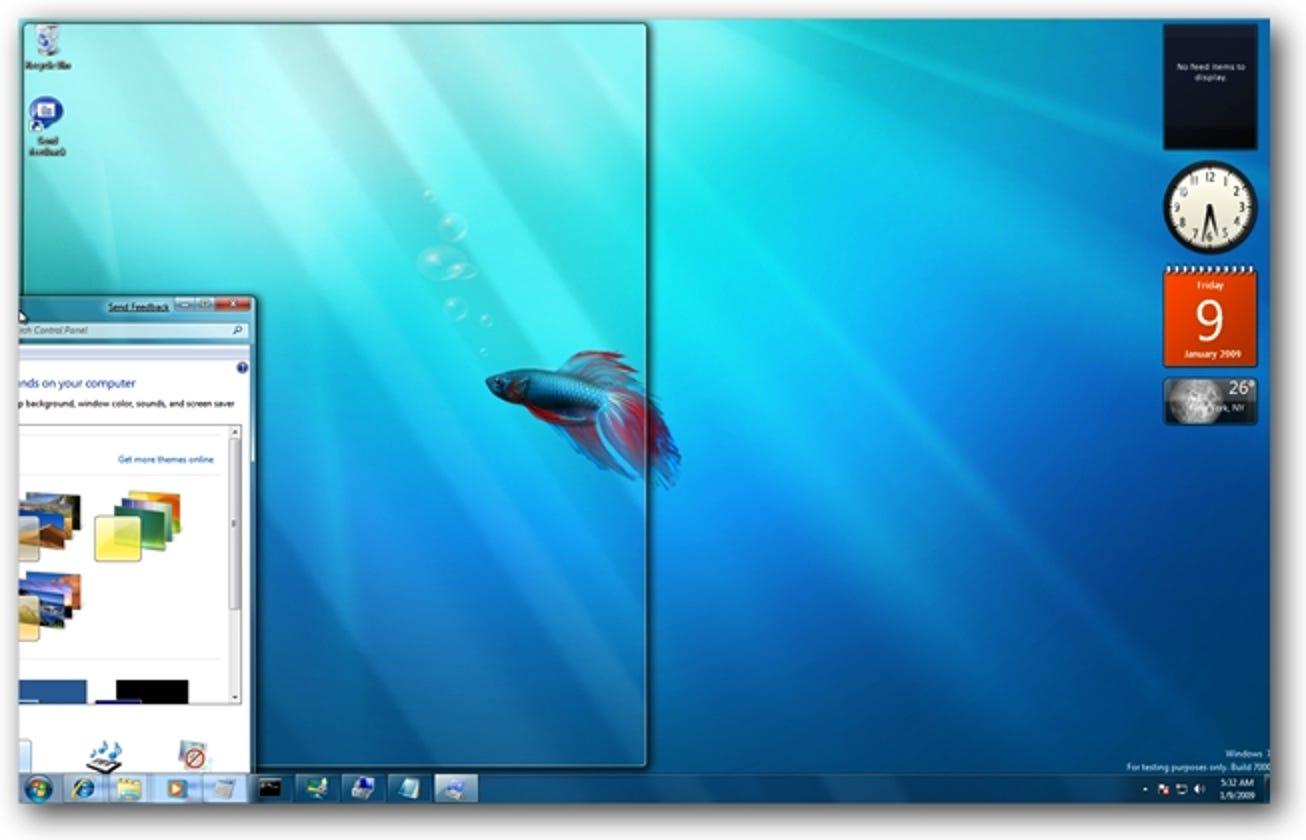 Deaktivieren Sie Aero Snap (die Funktion zum Anordnen von Fenstern beim Ziehen mit der Maus in Windows 7)