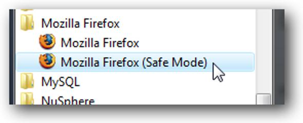 Fehlerbehebung bei Problemen mit Firefox 3, der abstürzt oder hängt