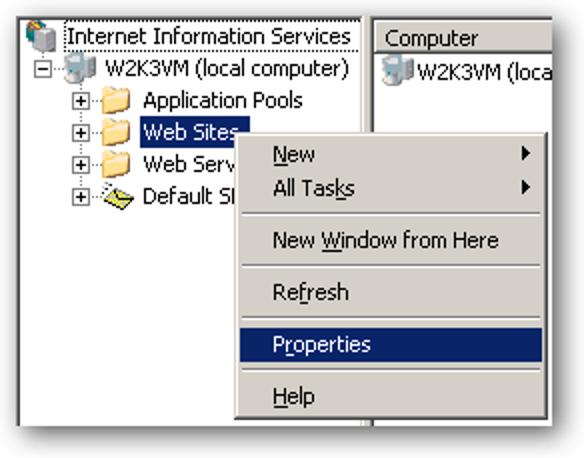 Einrichten von AWStats auf Windows Server und IIS