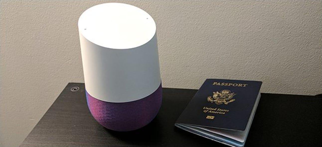 So verwenden Sie Google Home, um sich zu merken, wo Sie Ihre Sachen abgelegt haben
