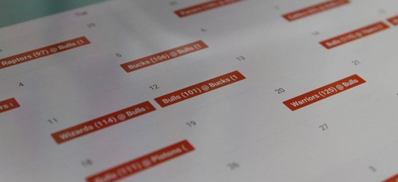 So abonnieren Sie die Termine Ihrer Lieblingssportteams in Google Kalender
