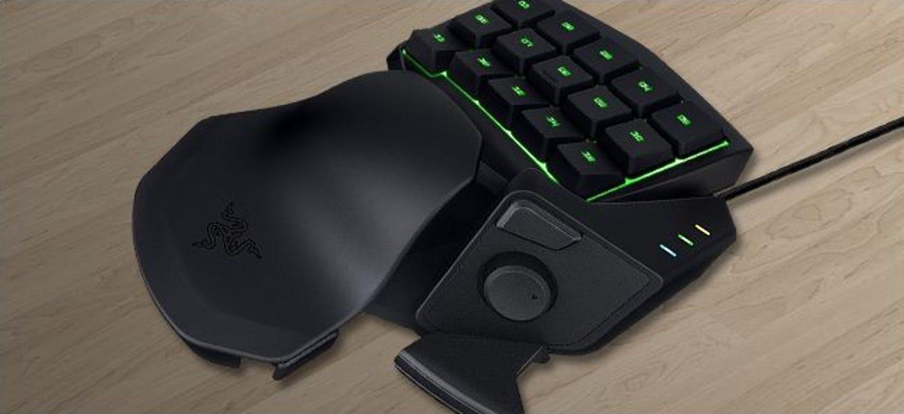 """PC-Spieler, probieren Sie linkshändige """"Gamepads"""" aus"""
