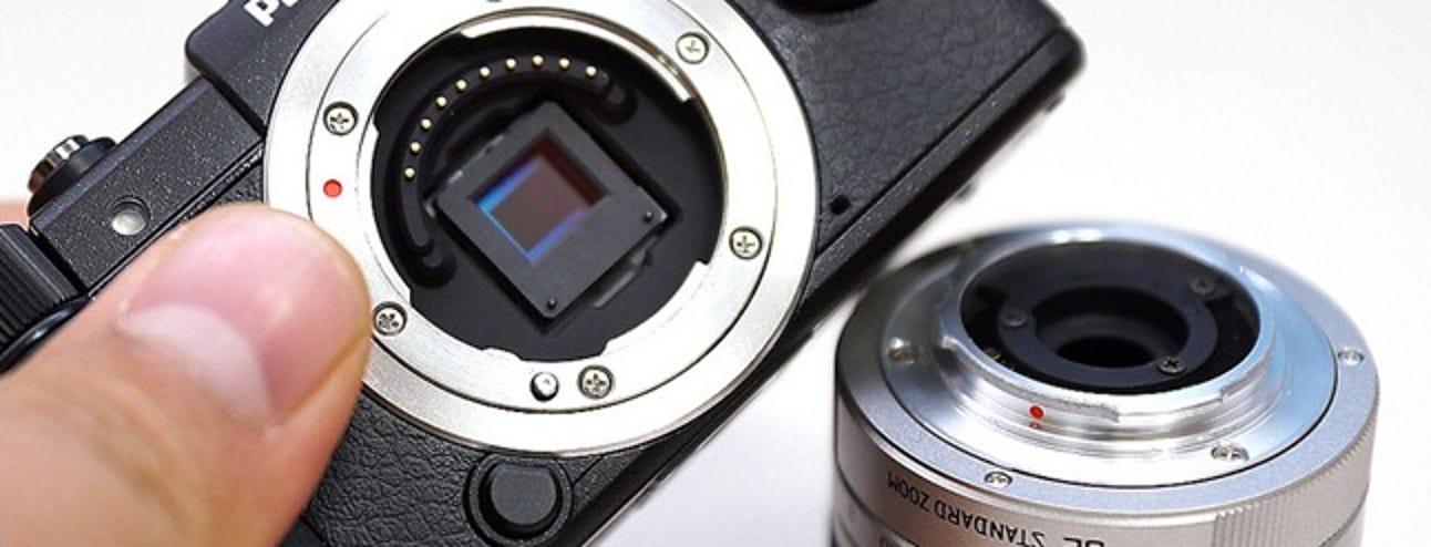 Was sind spiegellose Kameras und sind sie besser als normale DSLRs?