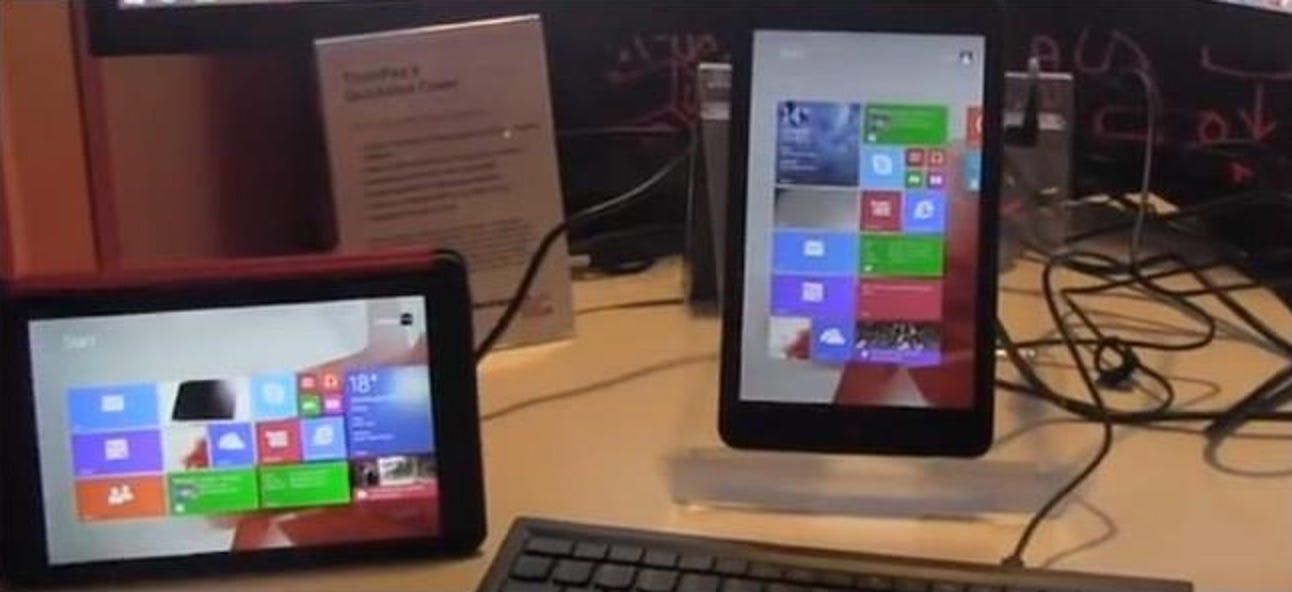 Wie Windows jetzt auf ein winziges 16-GB-Laufwerk passt