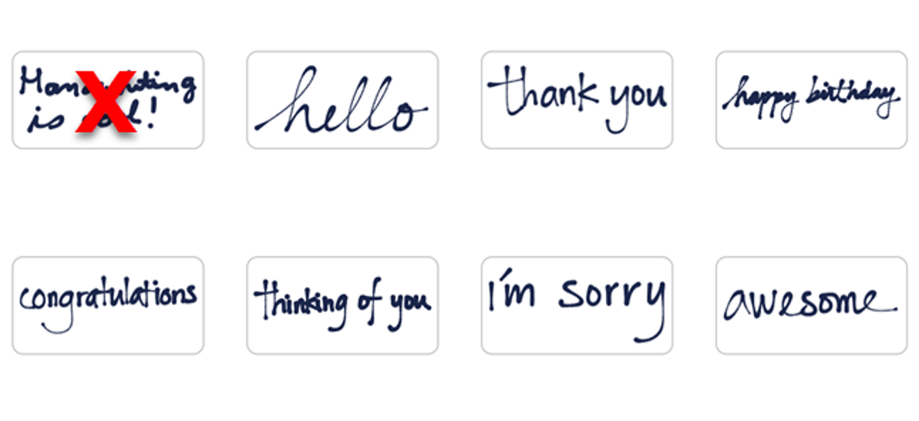 So löschen Sie handschriftliche Nachrichten aus der letzten Liste in iOS 10-Nachrichten