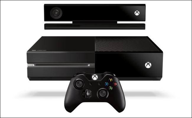 Original Xbox One mit Kinect und Controller