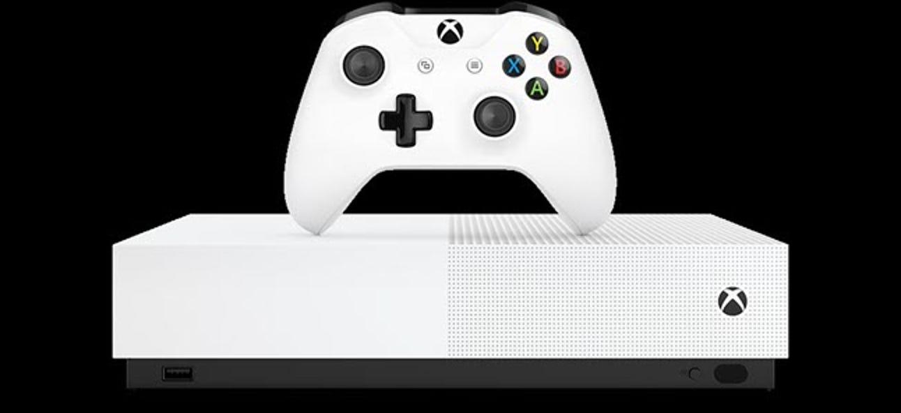 Die volldigitale Xbox erfüllt Microsofts ursprüngliche Xbox One Vision