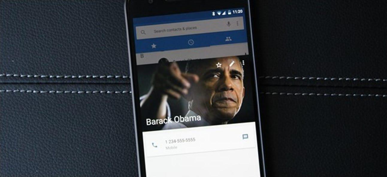 So legen Sie benutzerdefinierte Klingeltöne für bestimmte Kontakte in Android fest