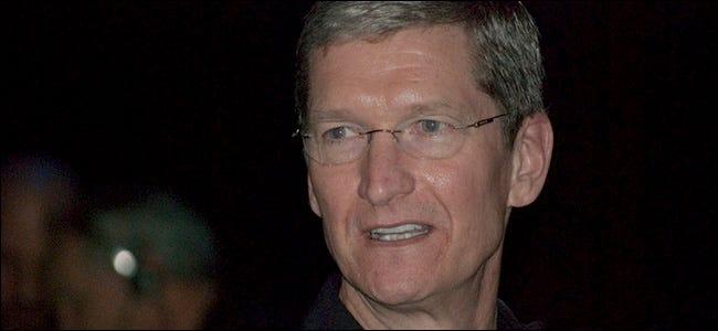Tim Cook, nach der Keynote zur Macworld Expo 2009
