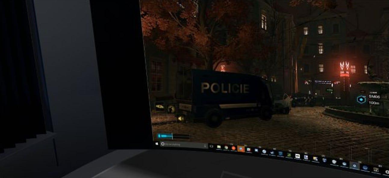 So spielen Sie ein beliebiges Spiel in VR mit dem Desktop-Theater-Modus von SteamVR