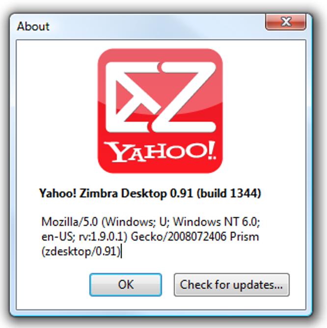 Erhalten Sie Web-E-Mails offline mit Yahoo Zimbra Desktop