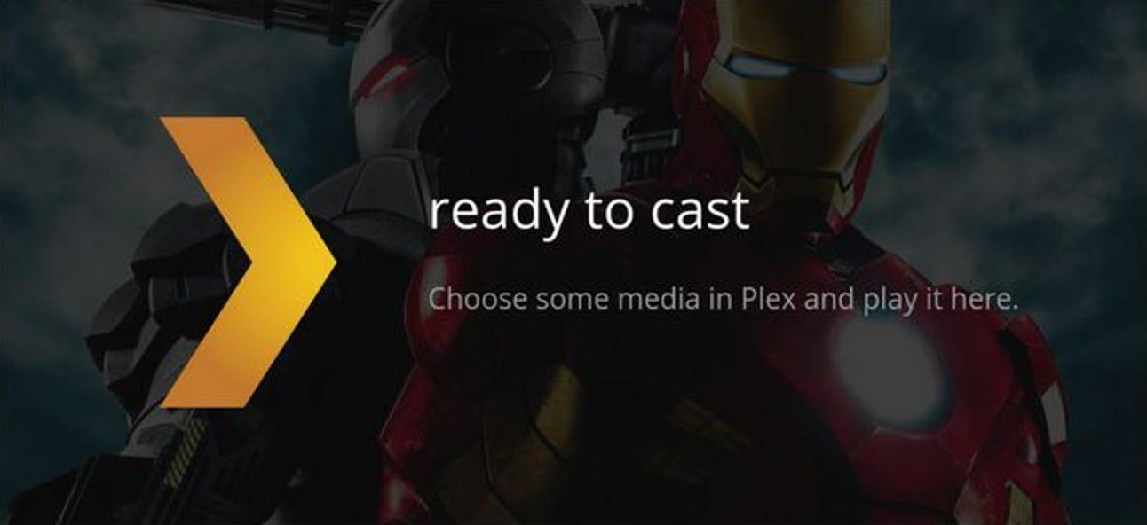 So übertragen Sie Videos vom Plex Media Server auf Ihren Chromecast