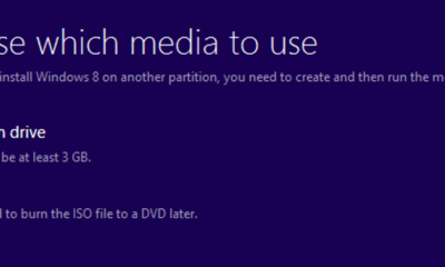 So erstellen Sie Ihre eigene Windows 8 Installations-DVD oder USB