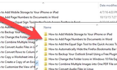So erhalten Sie die alten Ordnersymbole von Windows 7 in Windows 10