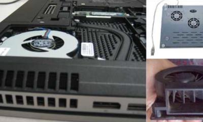 So diagnostizieren und reparieren Sie einen überhitzten Laptop