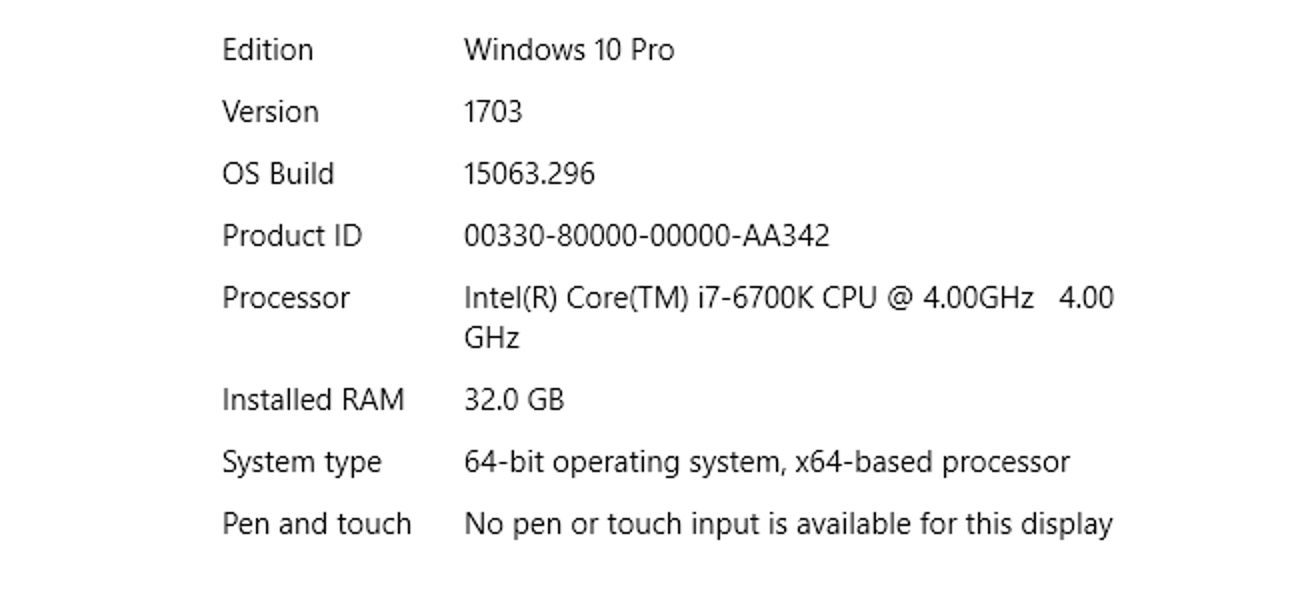 Woher weiß ich, ob ich 32-Bit- oder 64-Bit-Windows verwende?