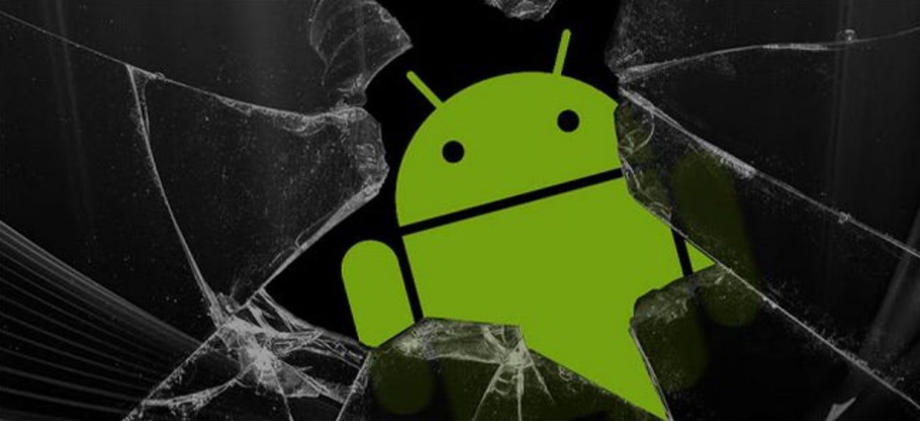 Wie kann ich verhindern, dass Apps beim Booten auf einem Android-Betriebssystem ausgeführt werden?