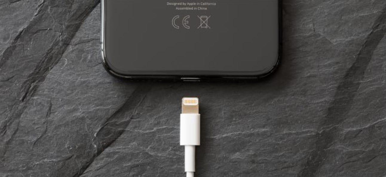 Wird die EU Apple dazu bringen, Blitze auf dem iPhone loszuwerden?