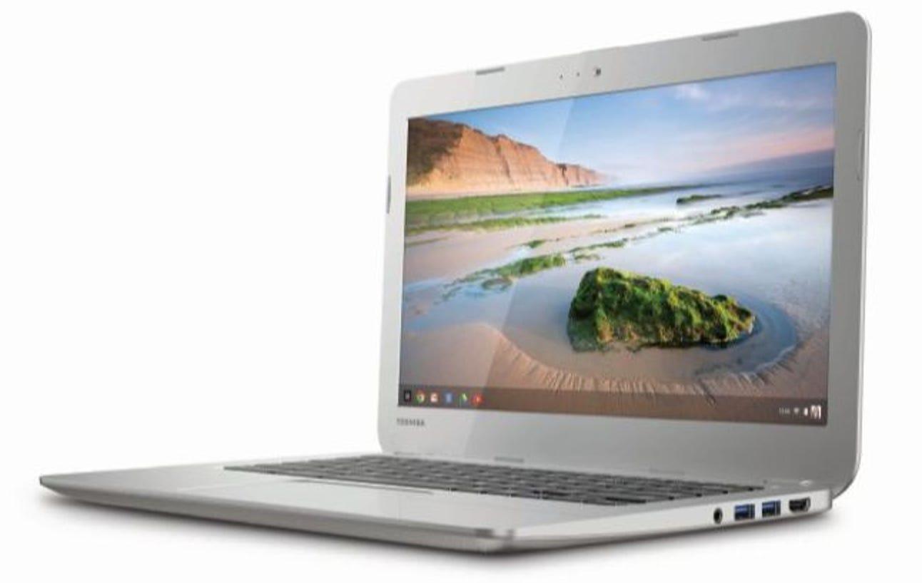 Toshiba bringt 13″ Intel Haswell Chromebook für 279 US-Dollar auf den Markt