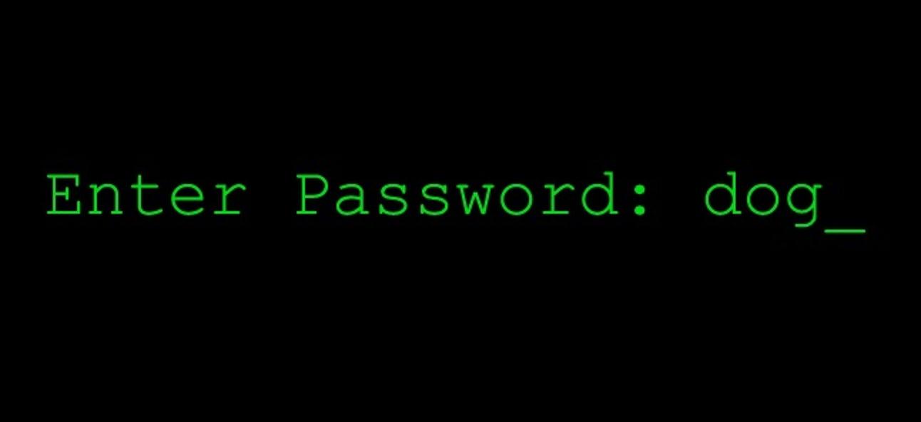 Sind kurze Passwörter wirklich so unsicher?
