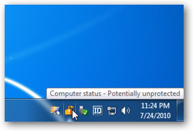 Stellen Sie sicher, dass Microsoft Security Essentials aktualisierte Definitionsdateien hat