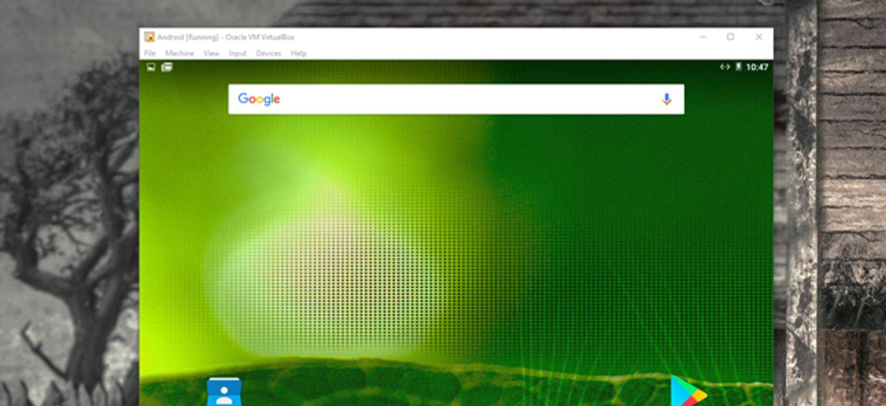 So installieren Sie Android in VirtualBox