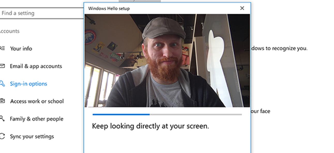 So verbessern Sie die Gesichtserkennung in Windows 10