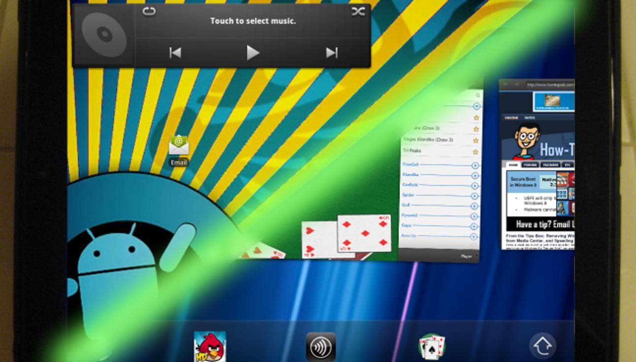 So installieren Sie Android auf Ihrem HP Touchpad
