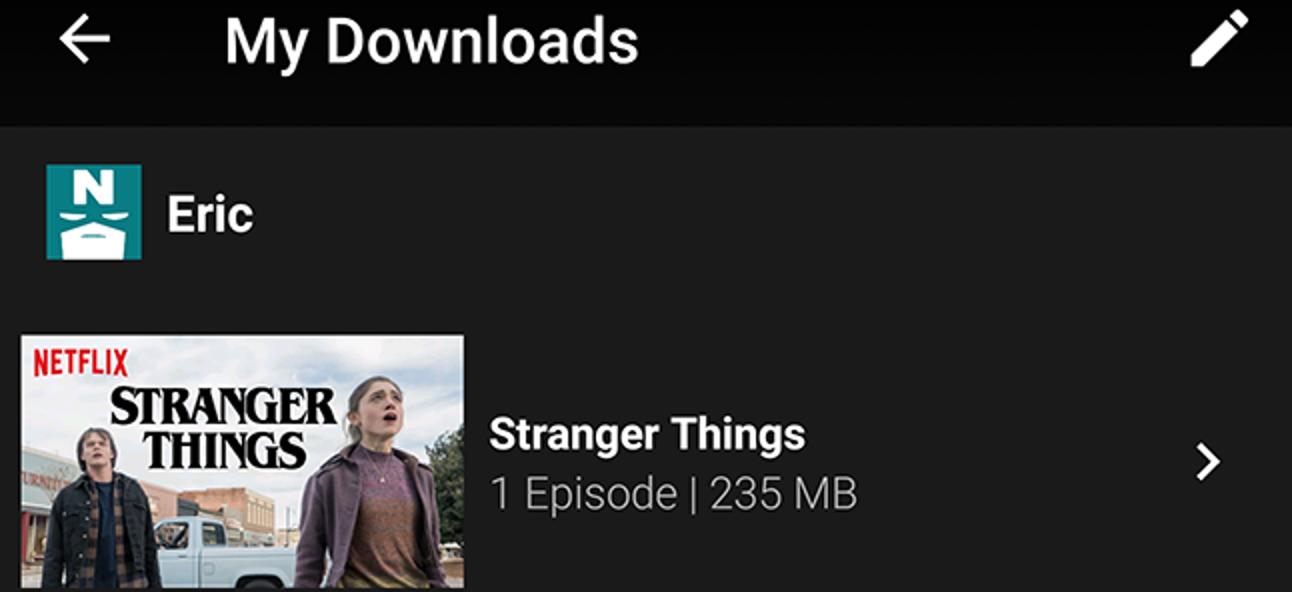 So entfernen Sie ein Gerät aus Ihrem Netflix-Download-Kontingent