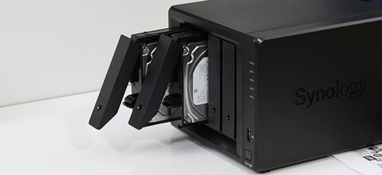So wählen Sie Festplatten für Ihr Heim-NAS aus