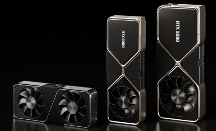RTX 3000 GPU-Reihe