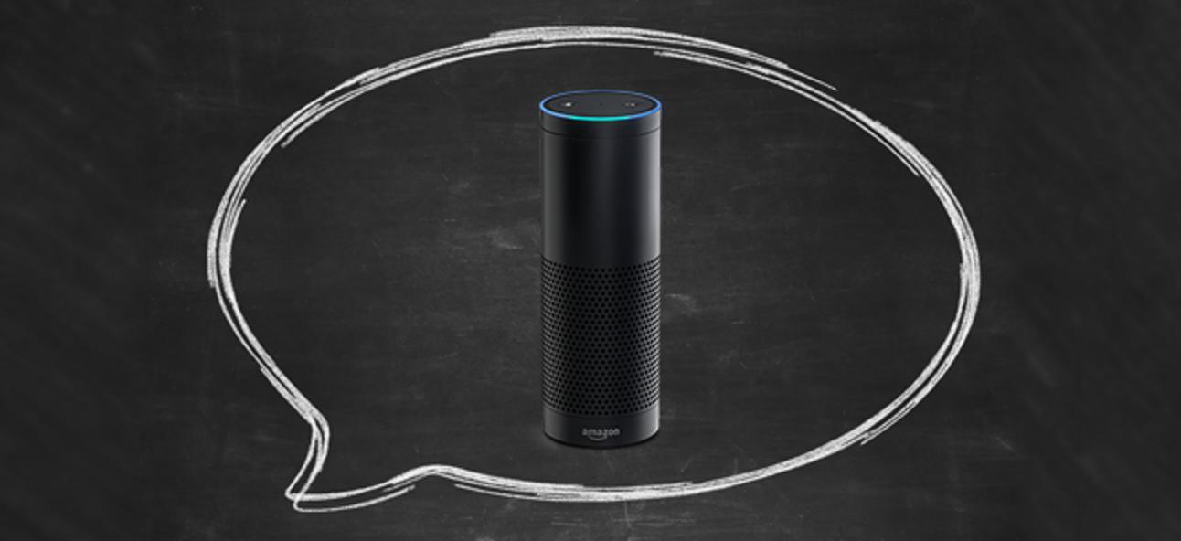 """So ändern Sie das """"Weckwort"""" des Amazon Echo"""