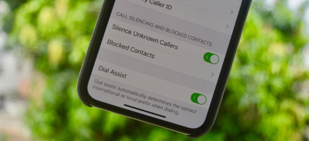 """Wie iOS 13 """"Unbekannte Anrufer zum Schweigen bringen"""" wird Telefon-Spam stoppen"""