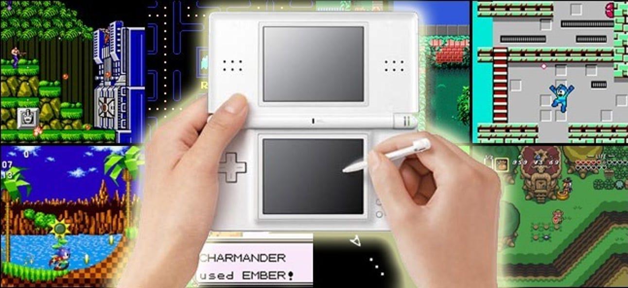 So verwandeln Sie Ihren Nintendo DS in eine Retro-Spielemaschine