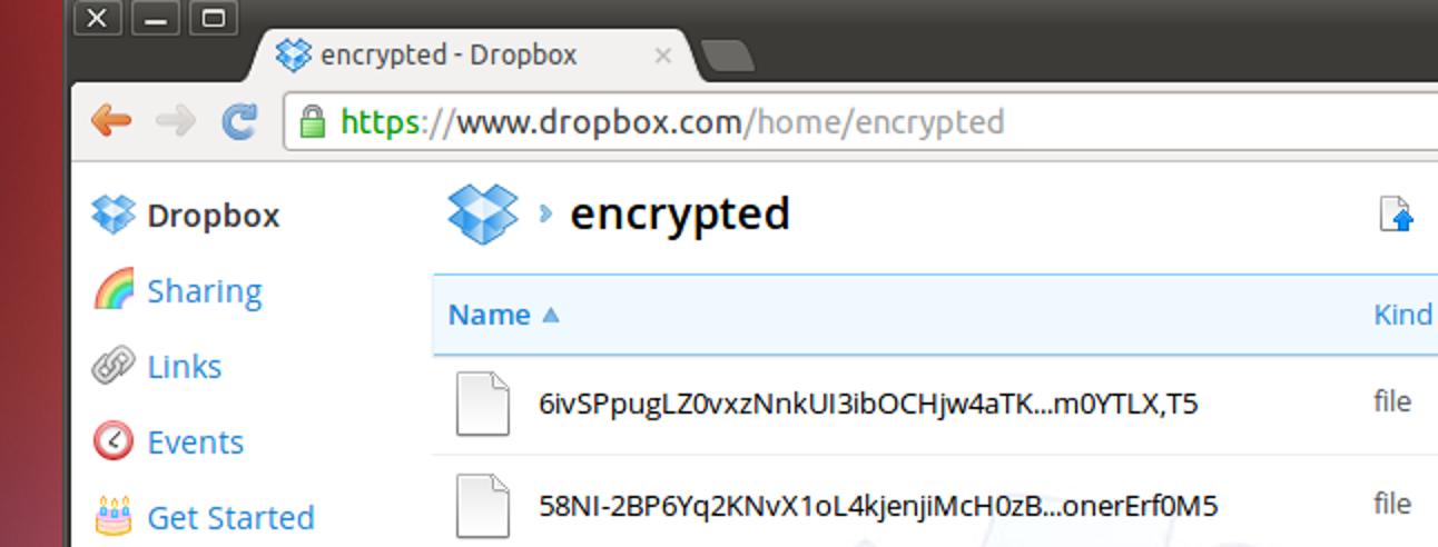 So verschlüsseln Sie Cloud-Speicher unter Linux und Windows mit EncFS