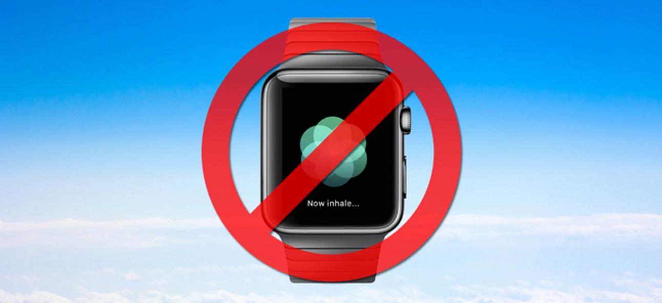 So deaktivieren Sie Atemerinnerungen auf der Apple Watch