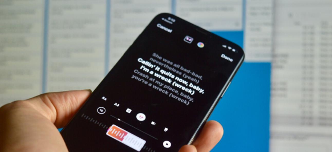 So fügen Sie Musik zu Instagram-Geschichten hinzu