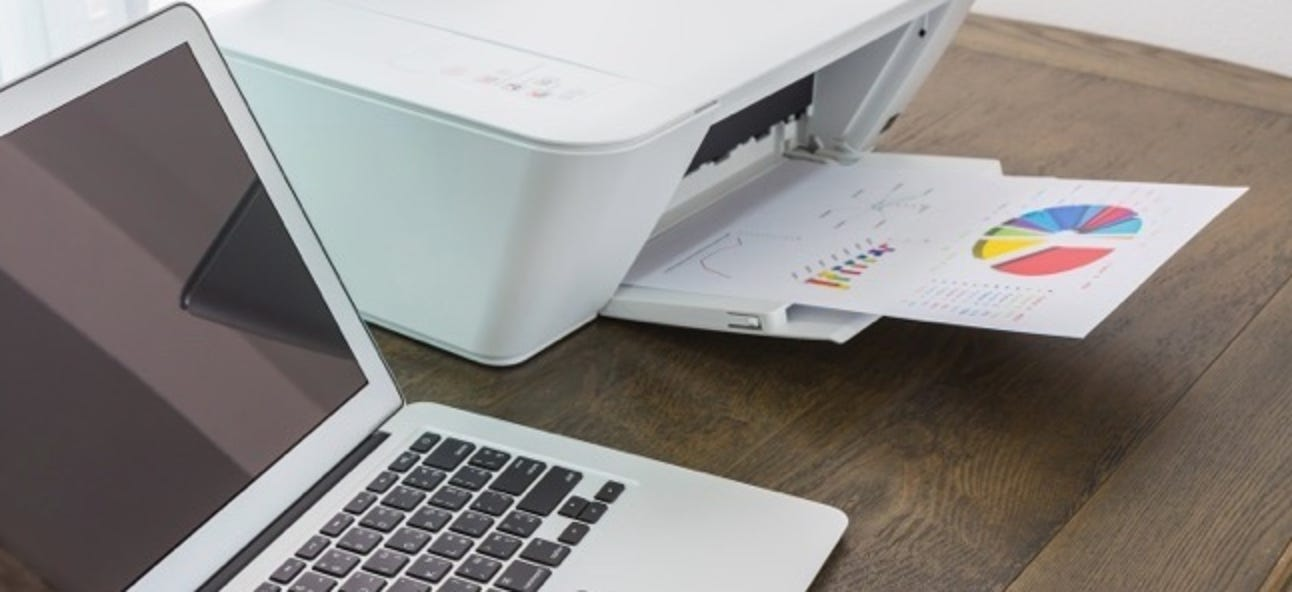 So beheben Sie Druckerprobleme auf einem Mac