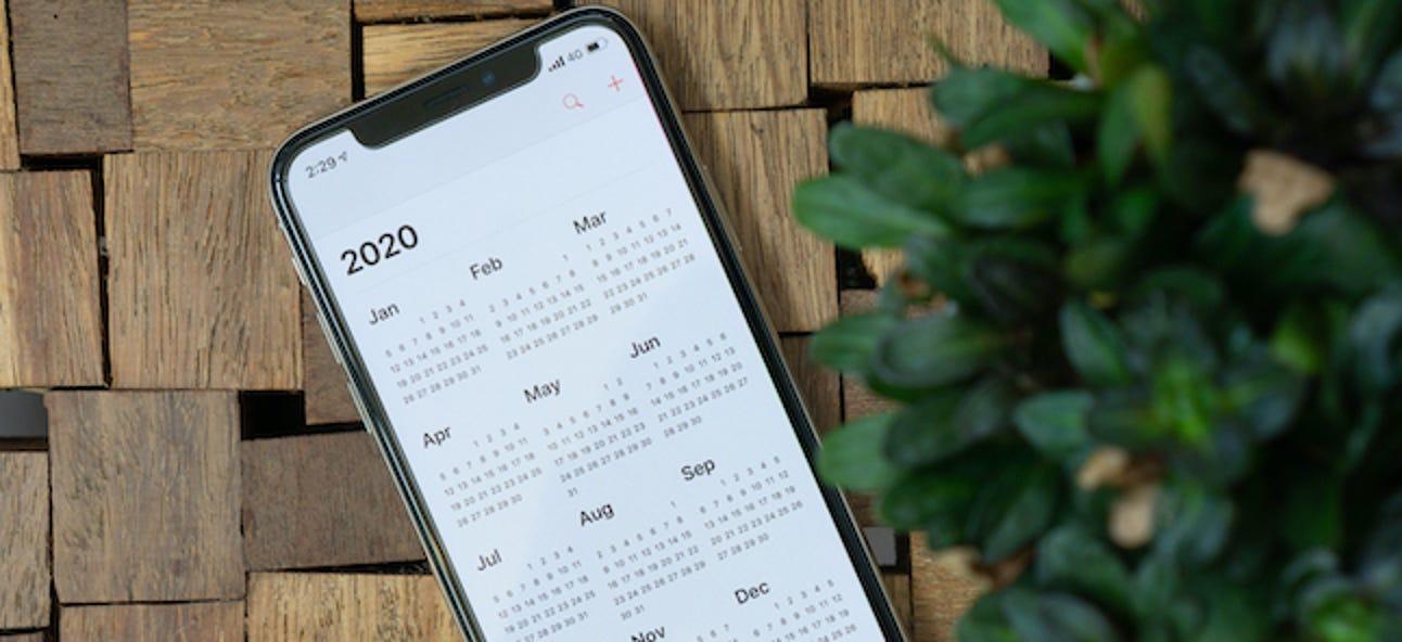 So legen Sie den Standardkalender für neue Termine auf iPhone und iPad fest