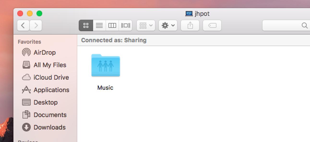 So richten Sie die Netzwerkdateifreigabe unter macOS ein, ohne Ihren Benutzernamen und Ihr Passwort zu teilen