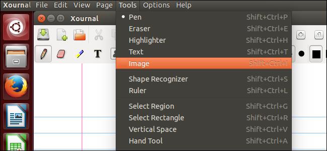 """Installieren Sie Xournal über das Softwareinstallationstool Ihrer Linux-Distribution, öffnen Sie das PDF und klicken Sie auf die Menüoption Tools > Image"""" width=""""650″ height=""""300″ onload=""""pagespeed.lazyLoadImages.loadIfVisibleAndMaybeBeacon(this);"""" onerror=""""this.onerror=null;pagespeed.lazyLoadImages.loadIfVisibleAndMaybeBeacon(this);""""/></p> <p>Das Scannen und Erstellen einer Bilddatei ist etwas nervig, aber Sie können diese Methode verwenden, um Dokumente in Zukunft schnell zu signieren, nachdem Sie ein gutes Bild Ihrer Signatur erhalten haben.</p>  </div></div><div class="""