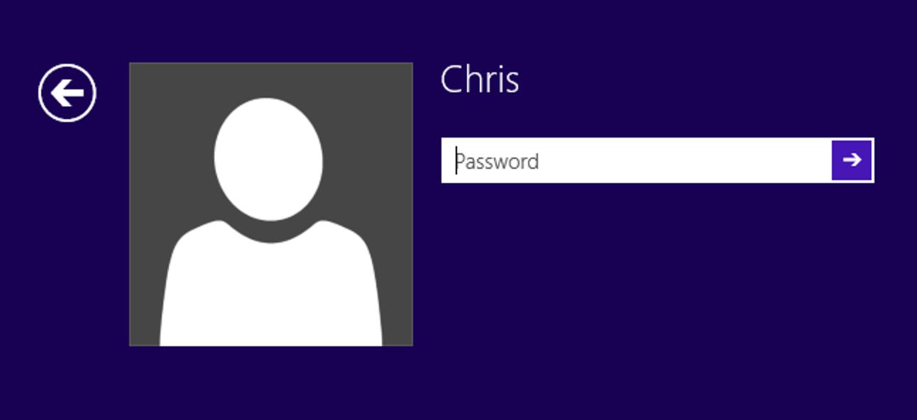 Alles, was Sie über die Anmeldung bei Windows 8.1 wissen müssen