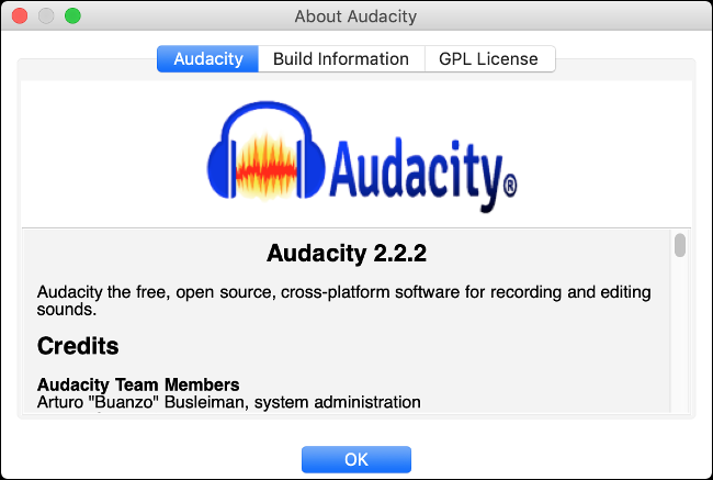 macOS-Softwareversion finden