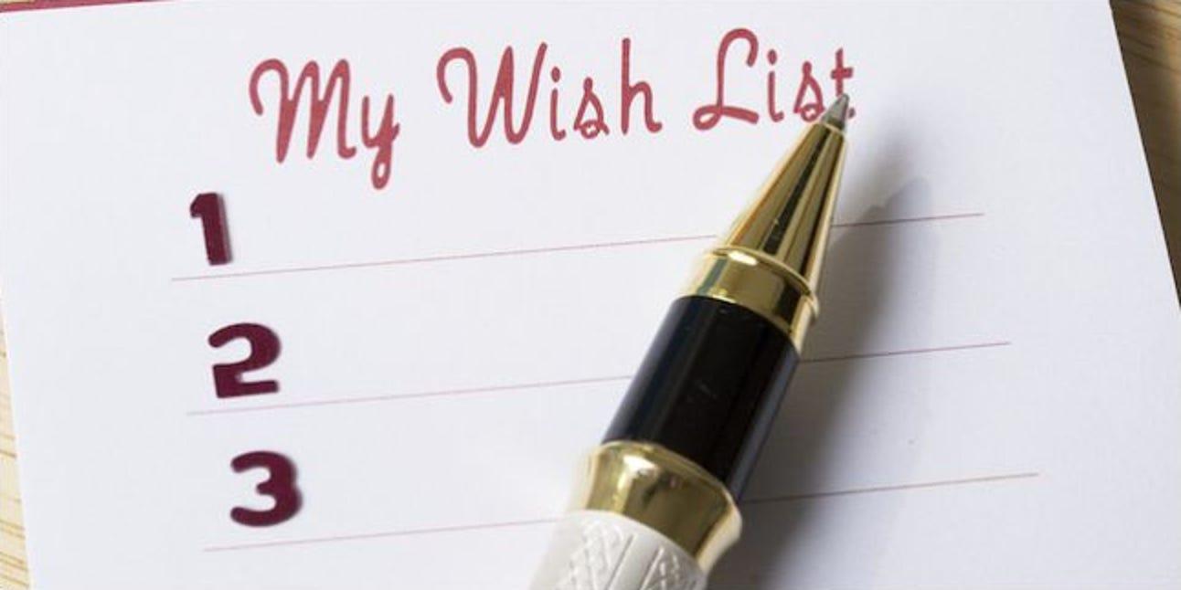 So erstellen und verwalten Sie Amazon-Wunschlisten