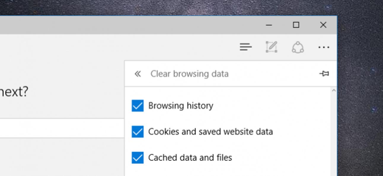So löschen Sie Ihren Browserverlauf in Microsoft Edge